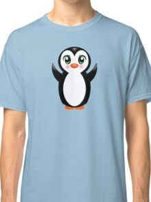 Cute Baby Penguin Classic T-Shirt