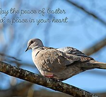 Easter Peace by Bonnie T.  Barry