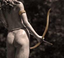 Diana, Goddess Of The Hunt III Sticker
