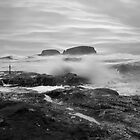 Rough Seas by peaky40