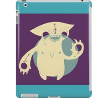 Monster Cat iPad Case/Skin