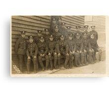 WW1 Manchester Regt Metal Print