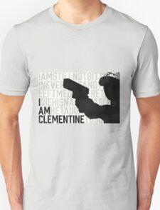 TWDG I Am Clementine Unisex T-Shirt