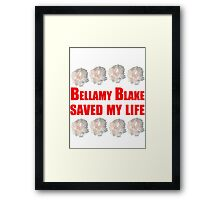 bellamy Framed Print