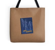 Breaking Bad - Bullet Points Tote Bag