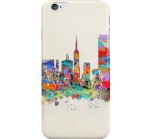 San Francisco California sklyine iPhone Case/Skin