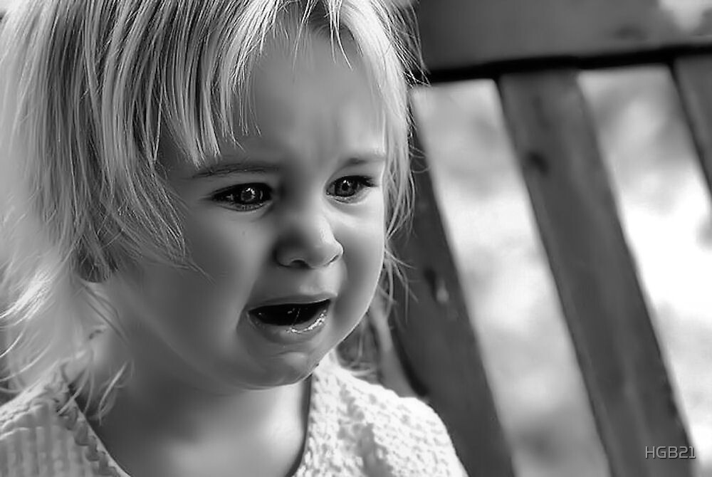 Sad Gracie by HGB21