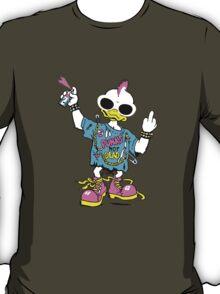 Punk Duck. Punks not dead <grunge mashup> T-Shirt