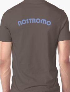 Nostromo back lettering from Alien (clean version) T-Shirt