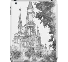 Sleeping Beauty Castle iPad Case/Skin