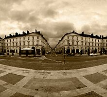 Orleans Cathedral Square by Oneof42