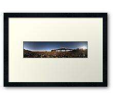 Cromer Pier - West Side Framed Print