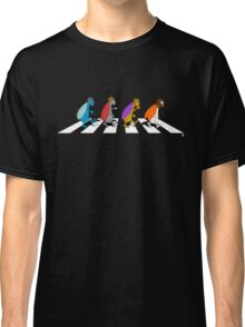 Beetles on Abbey Road Classic T-Shirt