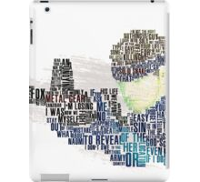 Metal Gear Solid - Solid Snake iPad Case/Skin
