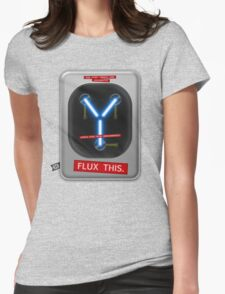 Flux This Womens Fitted T-Shirt