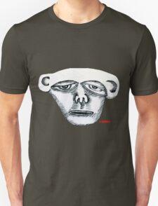 Monkey Head Unisex T-Shirt