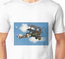 Sopwith Triplane N6290 B-BOCK Unisex T-Shirt