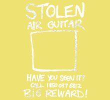Stolen Air Guitar Kids Clothes