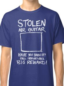 Stolen Air Guitar Classic T-Shirt