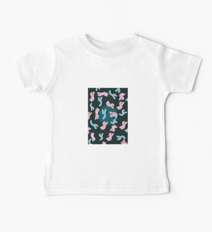 Male Chromosomes Baby Tee