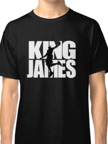 Lebron James - King James Classic T-Shirt