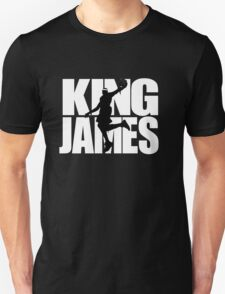Lebron James - King James Unisex T-Shirt
