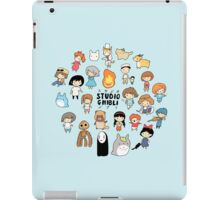 Studio Chibi iPad Case/Skin