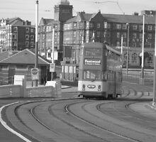 Blackpool city by nilesh mulik