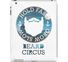 Vintage Pirate by Beard Circus iPad Case/Skin