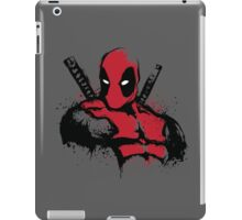 The Merc in Red iPad Case/Skin