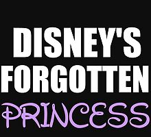 DISNEY'S FORGOTTEN PRINCESS by Divertions
