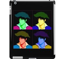 The Colors of a Space Cowboy iPad Case/Skin