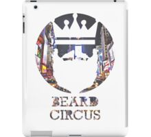 New York Beard by Beard Circus iPad Case/Skin