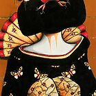 Geisha Girl Prints by © Karin (Cassidy) Taylor
