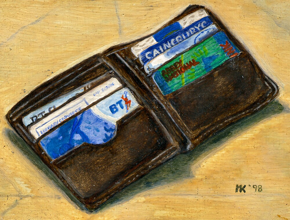 Any chance of a loan? by Martin Kirkwood