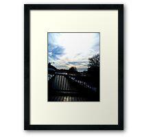 More Boston Framed Print