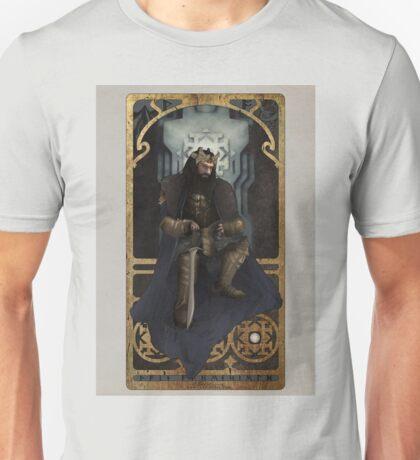 Art Nouveau Thorin Oakenshield Unisex T-Shirt