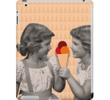 It's all about sharing iPad Case/Skin