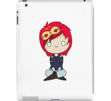 This ain't a party. iPad Case/Skin