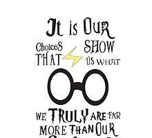 Albus Dumbledore Quote by laura-toner