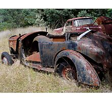 photoj 'Old Rusty Car' Photographic Print