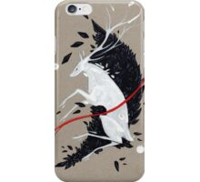 DEER RIBBONS iPhone Case/Skin