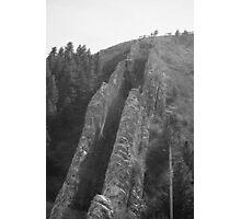 Devils slide Photographic Print