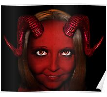 Bright Eyed Devil Poster