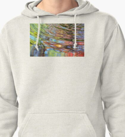 h2o distortion no. 4 (2013) Pullover Hoodie