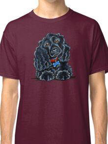 Cocker Spaniel Fitz Classic T-Shirt