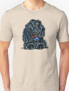 Cocker Spaniel Fitz Unisex T-Shirt