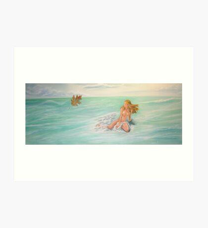 Lucinda Art Print