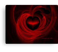 LOVE & DESIRE Canvas Print