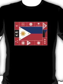Philippine Flags T-Shirt
